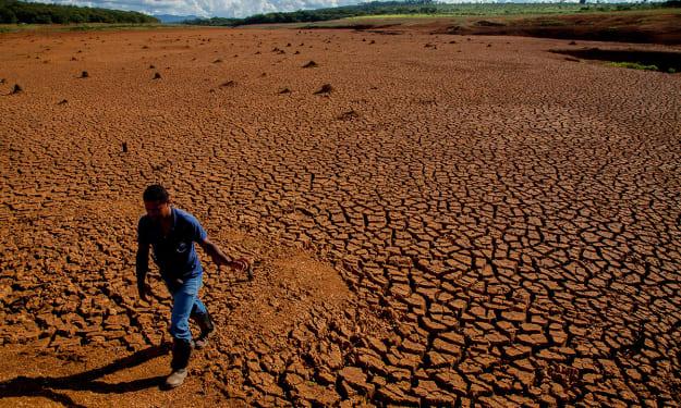 Why Is Water Vanishing Worldwide?