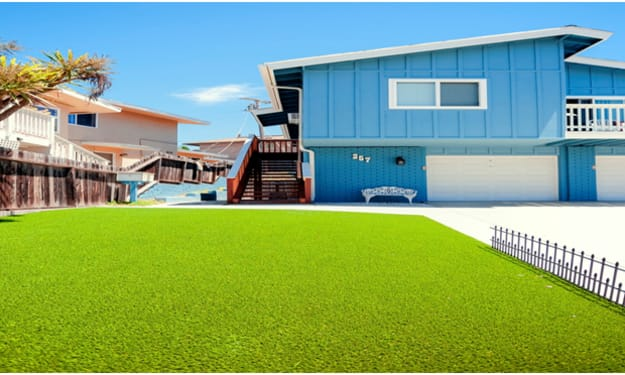 Create a Lush Green Vibe for Your Outdoors with Artificial Grass Sheffield!