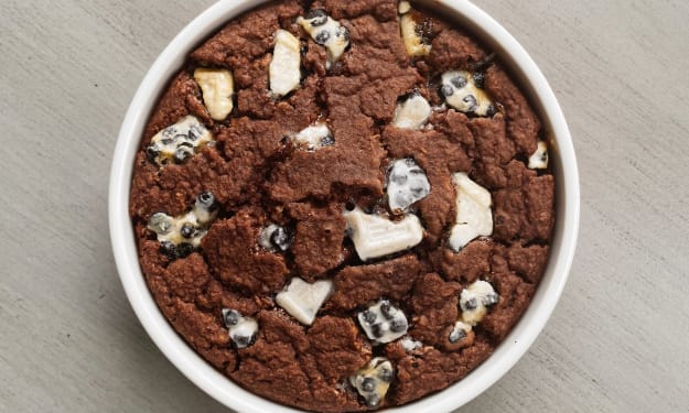 Oreos, cookies, and....oats, oh no!