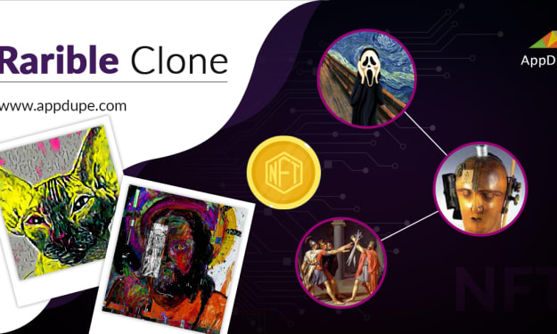 Become a big hit in the crypto industry via Rarible Clone Script