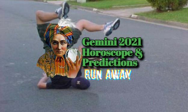 Dear Gemini - Let's Be Honest