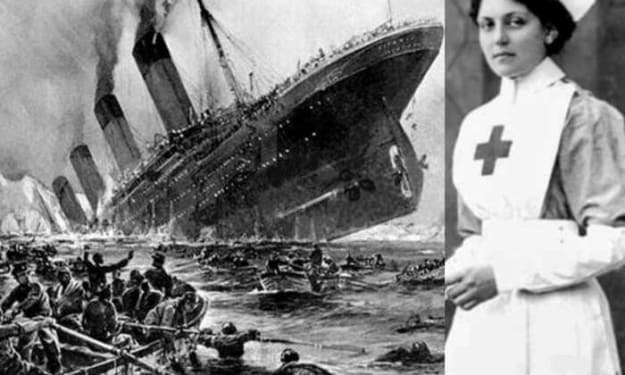 Unsinkable Women: Wonder Woman who survived 3 shipwrecks including the Titanic!