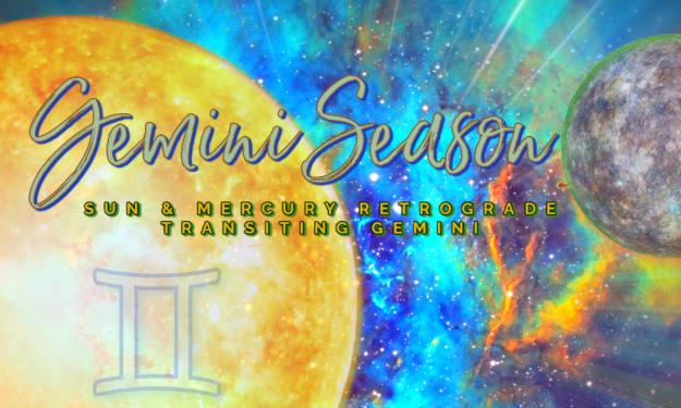 ♊︎ Gemini Season