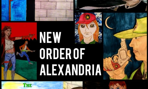 Art of The New Order of Alexandria
