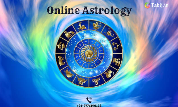 Online Astrology: A professional astrology Guide to Life