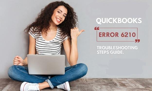 Troubleshooting of QuickBooks Desktop Error 6210, 0