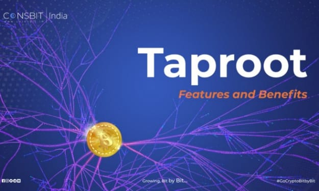 What is the upcoming Taproot upgrade for Bitcoin? What does it do?