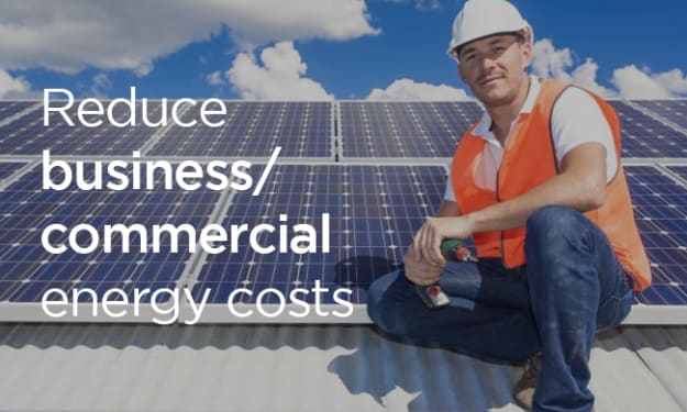 Reduce Business/Commercial Energy Cost