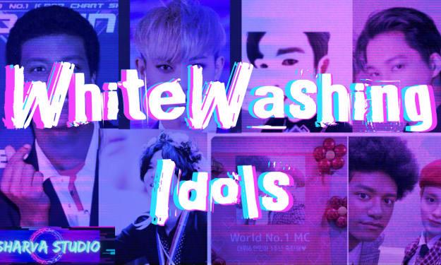 The Whitewashing of Korean Artists