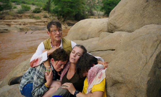 Movie Review: 'Endangered Species' Good Intentions Can't Mask Bad Melodrama