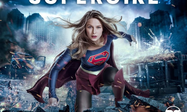 Supergirl TV series 2015 ON THE CW