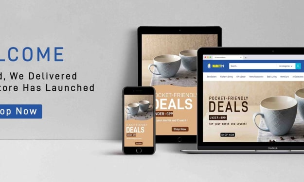 Market 99 Adds An Online Store To Its Flagship of 46+ Stores