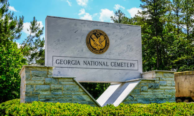 Memorial Day in Canton, Georgia