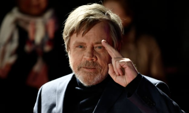 Mark Hamill's Witty Response To Paleontologist's Newest Discovery