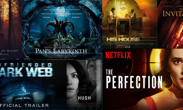Best scary movies on Netflix