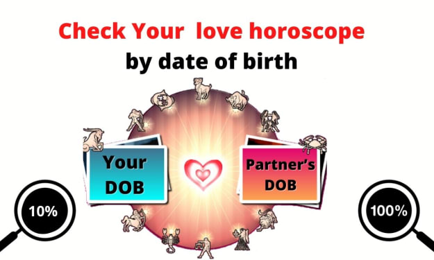 Love horoscope by date of birth