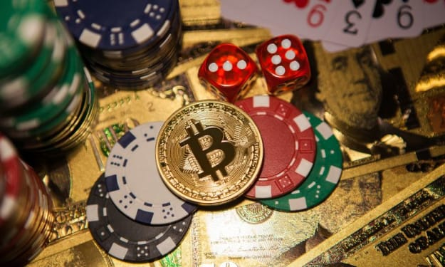 How can you win Bitcoin while Doing Online Gambling?