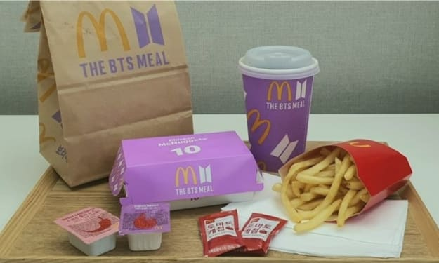 """My Review of """"BTS McDonald's Meal"""""""
