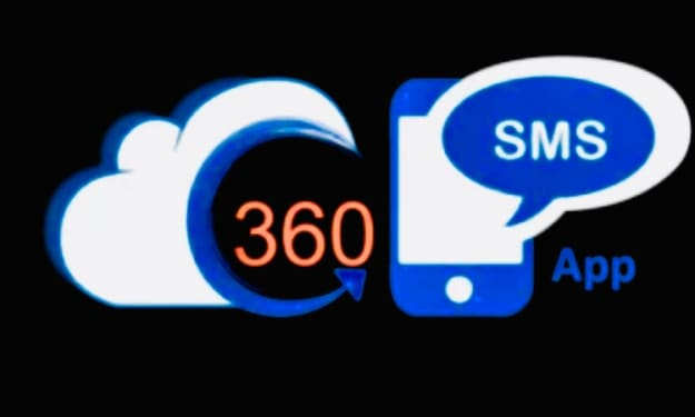 360 SMS APP - TOP RANKED SALESFORCE SMS APP