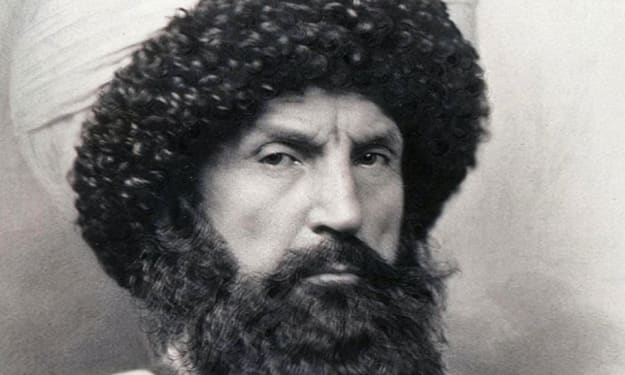 The Caucasus Beyond the Mythical White Person