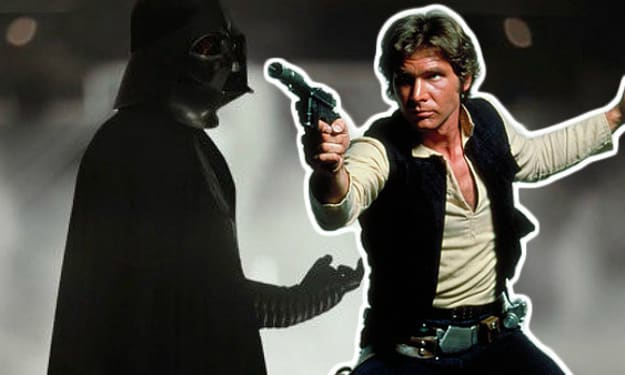 The Secret History Of Han Solo And Darth Vader
