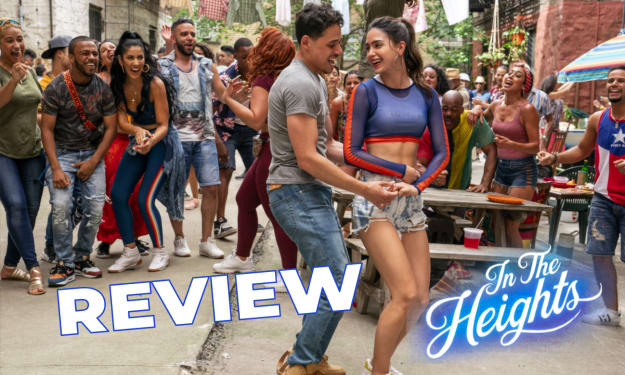 'In the Heights' Review—An Energetic Musical Feat
