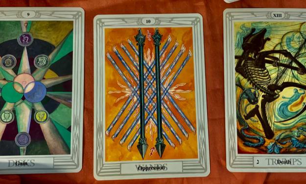 Tarot Predictions - Gemini