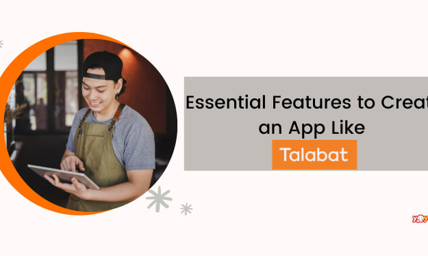 Essential Features to Create an App Like Talabat