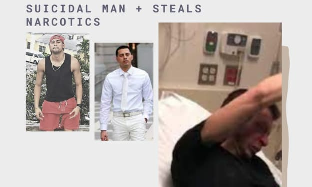 Watch: Cop Assaults Suicidal Man in Hospital