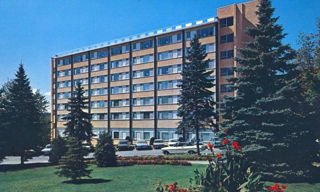 The Grossinger Hotel