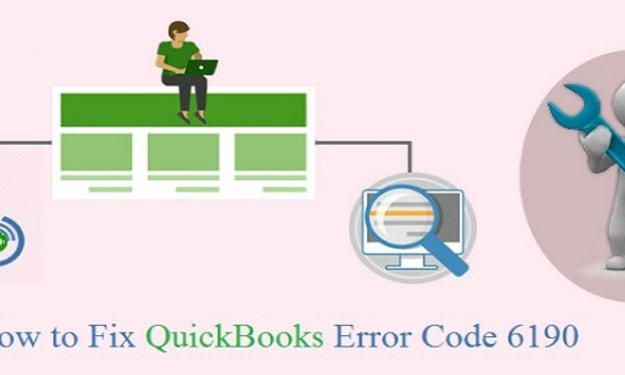 How to Resolve QuickBooks Error 6190 step by step?