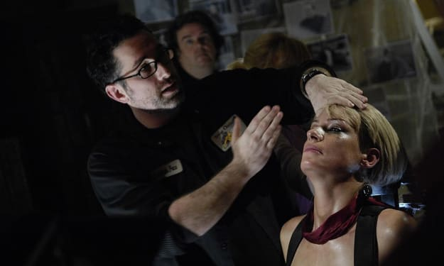 Interview: Director Darren Lynn Bousman on the Future of 'Spiral' and 'Saw'