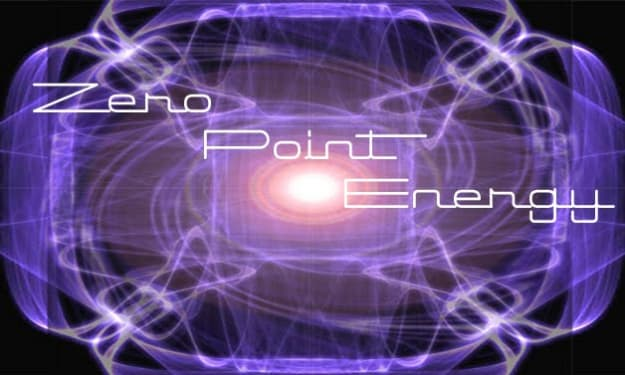 Convergence Points in Science and Spiritual Philosophy; Zero Point Energy