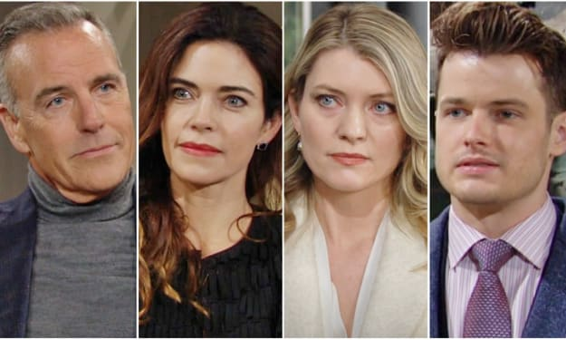 'The Young and the Restless' fans believe Victoria is up to no good