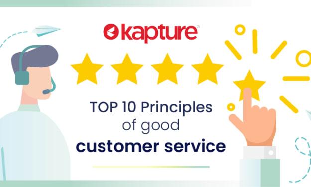 Principles of Good Customer Service