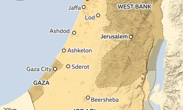 Israel Palestine Conflict: A Brief History