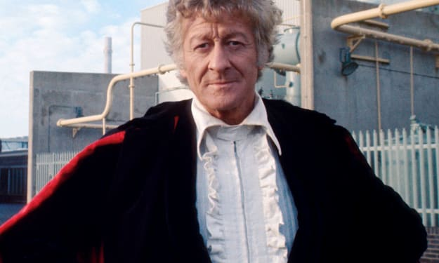 Love for the Third Doctor Who