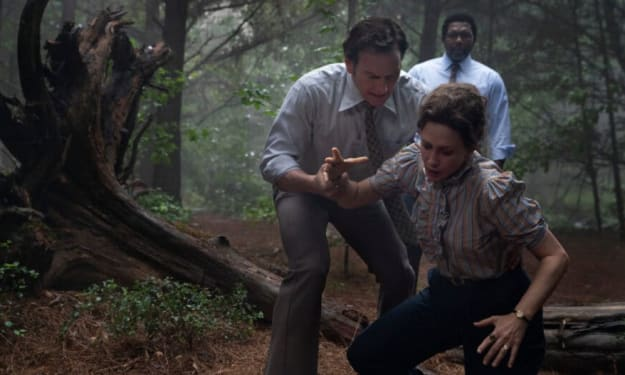 Movie Review: 'The Conjuring The Devil Made Me Do It' A Demon Possessed Waterbed???