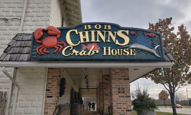 Bob Chinn's Crab House - Wheeling, IL Restaurant Review