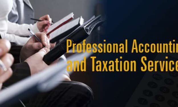 Tax Accounting and Solutions
