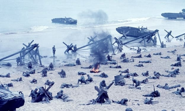 History of D-Day