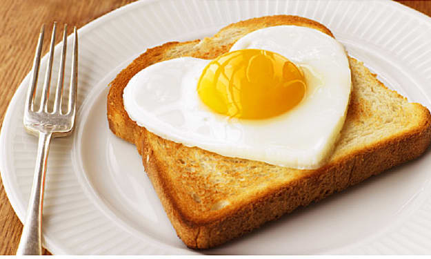 Egg Dishes That Are Good and Good For You