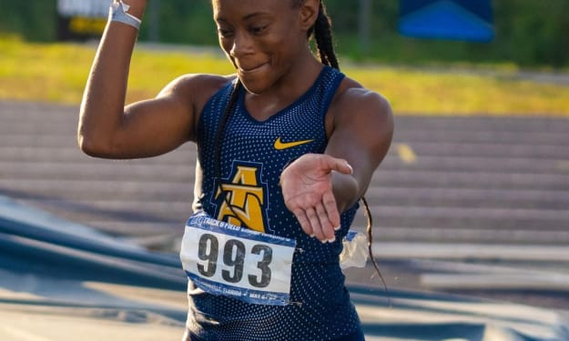 All-Amazing Outdoor Track & Field Honors by Winners Only