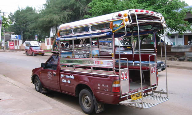 How to Get In and Around Koh Samui