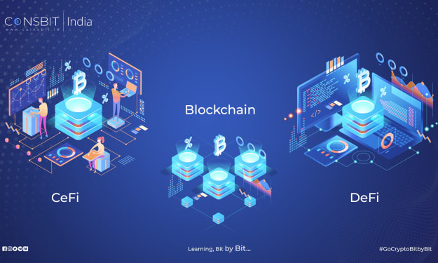 Introduction to Centralized vs Decentralized Finance