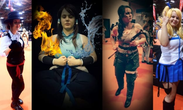 Cosplaying is a Superpower that most People Underestimate