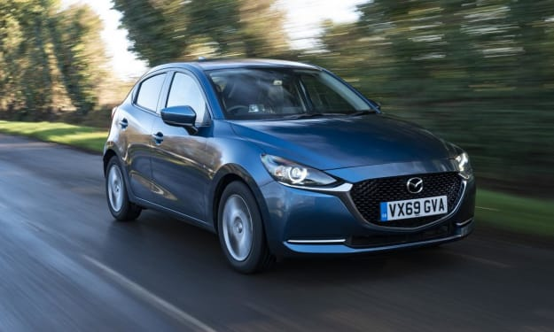 A Week With 2021 Mazda 2