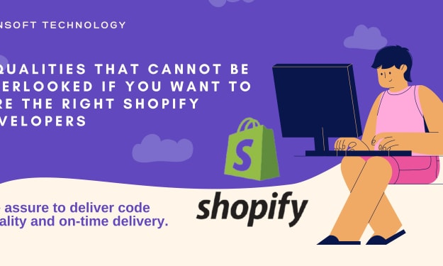 5 qualities that cannot be overlooked if you want to hire the right Shopify developers