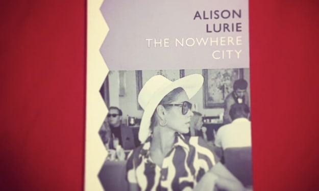 """Book Review: """"Nowhere City"""" by Alison Lurie"""