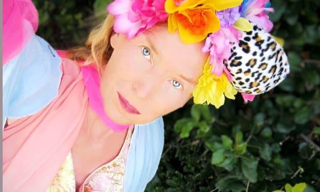 Irina Patterson: Handmade Happiness is My Way of Life